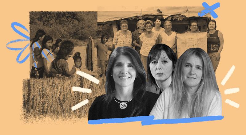 De artesanas a científicas: la rica diversidad entre las mujeres rurales que se unen para fortalecerse